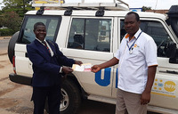 COVID-19: Ambulances get fuel to transport expectant mothers