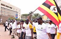 Avoid meals towards bedtime, tips Museveni