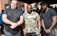 American powerlifter Terry promises to coach Ugandan lifters