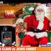 Santa Claus vs Jesus Christ