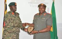 Uganda, South Africa share a lot militarily - Muhoozi