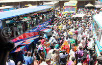 Transport fares hiked as more people travel upcountry to vote