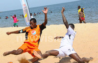 Beach soccer relishes Magogo appointment