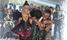 Black Upon Bantu rules Italian fashion show