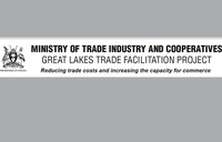 Bid notice from Ministry of Trade, Industry and Cooperatives