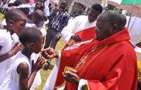 Bishop calls upon Ugandans to preserve the environment