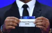 Football: UEFA Champions League group stage draw