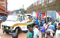 Five killed in motor accident on Namirembe road