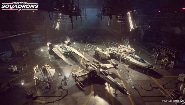 EA Play 2020: Star Wars: Squadrons gameplay, the return of Skate, and not much else