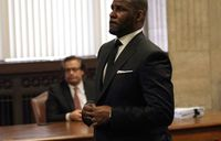 R. Kelly hit with 11 new sex crime charges