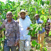 Museveni tours Luweero farms and homesteads