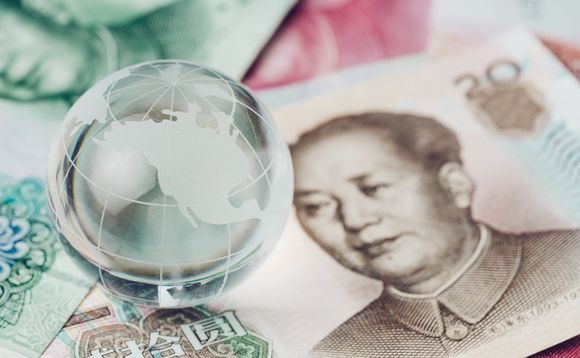 China's debt-to-GDP ratio is at its highest ever level at almost 50%
