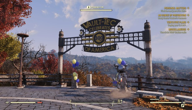 Fallout 76 review: Almost hell, West Virginia