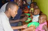 Life as an orphan in Uganda