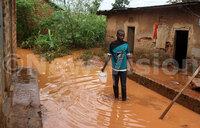 The morning rains: Parts of Kampala flooded
