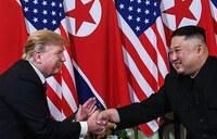 Trump offers 'friend' Kim 'AWESOME' future ahead of nuclear talks