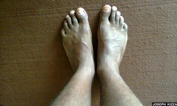 Foot 350x210