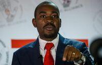 Zimbabwe's opposition MDC backs Chamisa