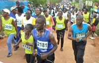 Kiptoyek wins CCCC Entebbe Marathon