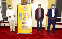 President launches NALO/NRM App developed by youth