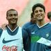 Romario, Bebeto fight over World Cup