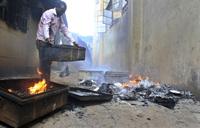 Who is setting Kenya's schools on fire?