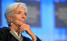 IMF's Christine Lagarde nominated for European Central Bank chief