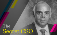 Secret CSO: Greg Day, Palo Alto Networks