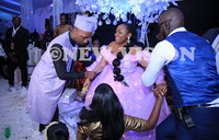In pictures: Pomp and glamour at Rema's ceremony