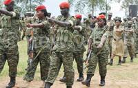Brig. Kyanda appeals to Ugandan Forces