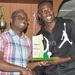 Asaba wins Mayombo memorial golf open