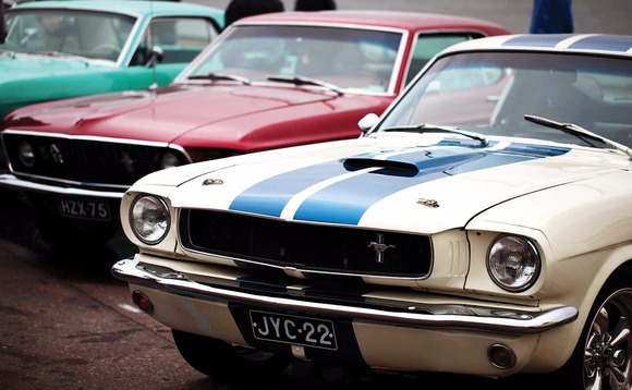 New classic car EIS gets into top gear
