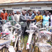 Kabale, Rukiga farmers receive bicycles
