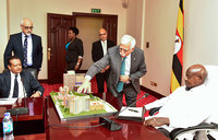 Museveni, Aga Khan due for groundbreaking ceremony of University Hospital