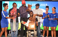 Cwinyaai contemplates pro move after winning Entebbe Open