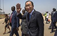 UN chief visits S.Sudan in bid to push peace