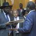 Khartoum welcomes South Sudan peace deal