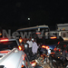 IN PICTURES: Heavy traffic along Jinja Road
