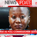 Kenya tense as poll commissioner quits