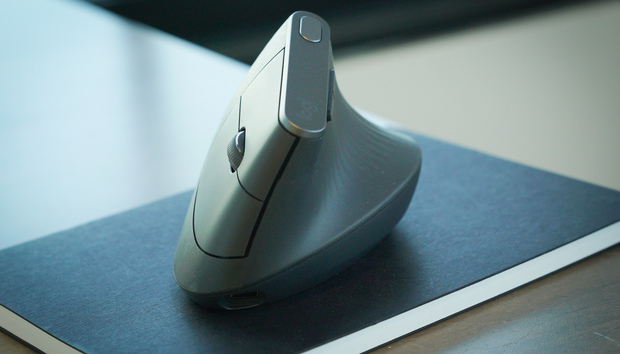 Logitech MX Vertical review: Tackling mouse ergonomics from a new angle