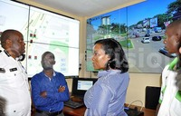 KCCA launches traffic control center