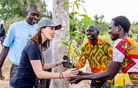 Danish Princess amazed by Uganda's open door policy