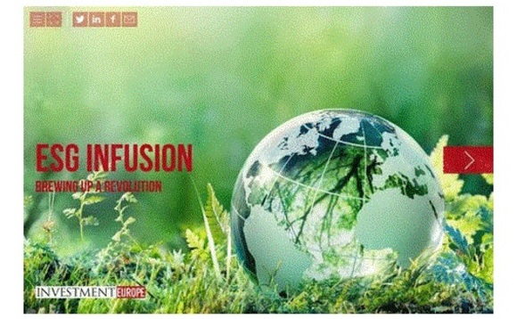 ESG Infusion: Brewing up a revolution