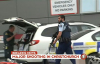 Extremist appears in court charged with New Zealand mosque attack