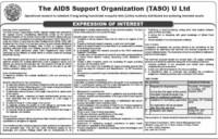 The AIDS Support Organization (TASO) Uganda