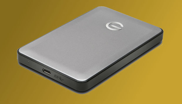 G-Drive mobile USB-C review: An external drive that's stylish and fairly fast