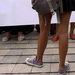 Turkey arrests man who kicked woman 'for wearing shorts'