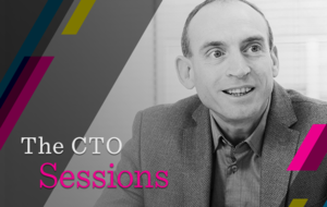 CTO Sessions: David Moss, Blue Prism