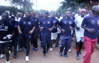 Uganda Police not for lazy bones