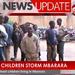 Street children storm Mbarara town